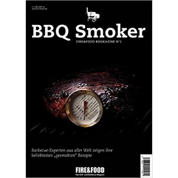 BBQ Smoker Bookazine n°1