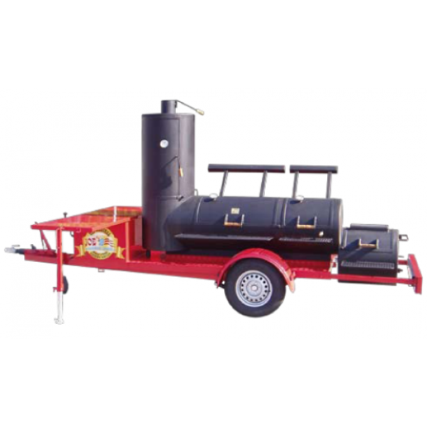 "30"" Extended Catering Smoker"