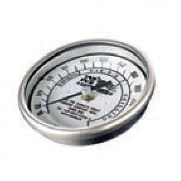 Original Edelstahl Thermometer