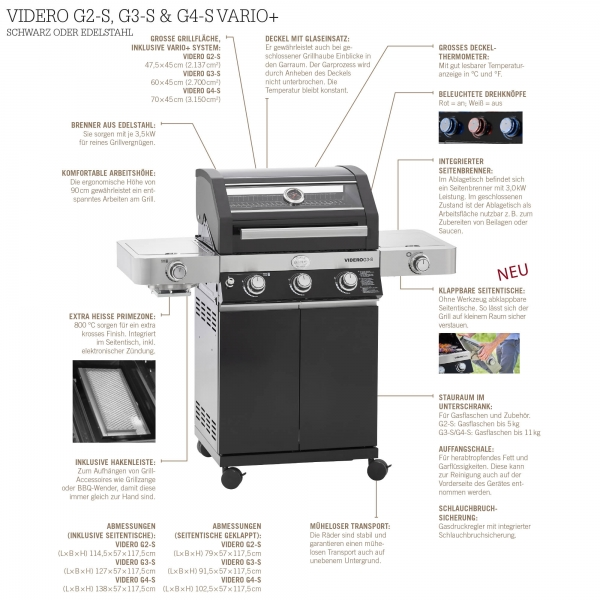 Videro G2-S Vario