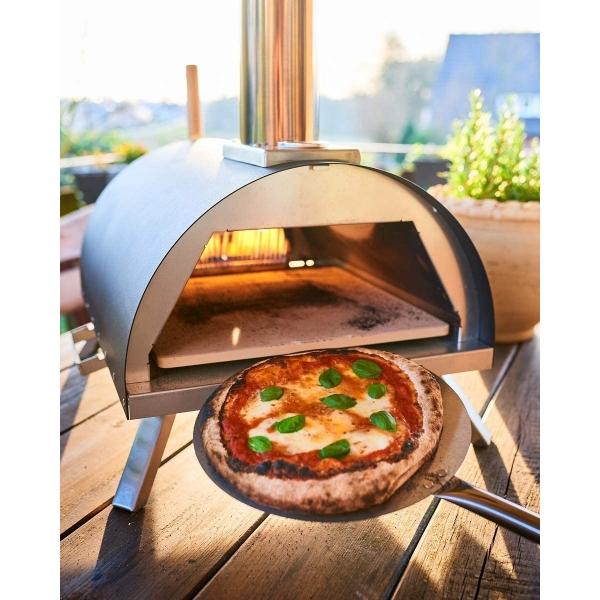 Pizzaofen Ibrido
